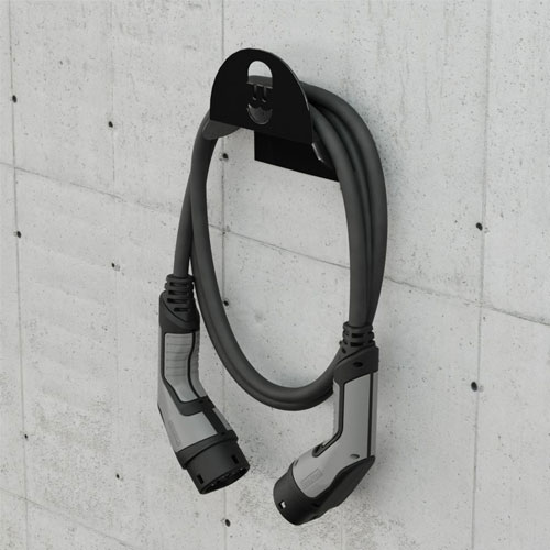 Cable Holder Black