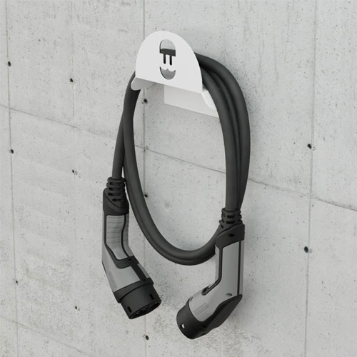 Cable Holder White
