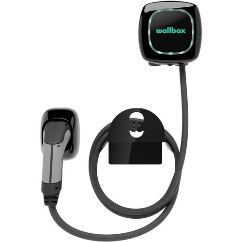 Pulsar Plus Earth Detection Power Boost Cable Holder Black