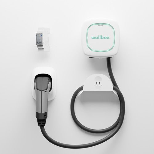 Pulsar Plus Earth Detection Power Boost Cable Holder White