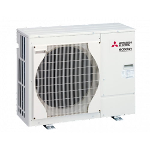 Ecodan R410a PUHZ Monobloc Air Source Heat Pump