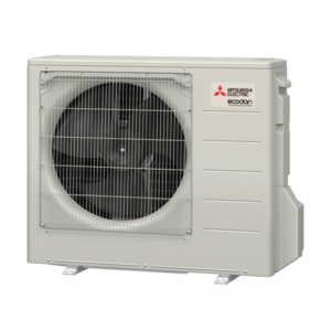 Ecodan R744 QUHZ W40VA Monobloc Air Source Heat Pump