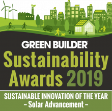 GB Sustainabilty Awards 2019 Solar Advancement 8