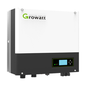 Growatt SPA3000 Single Phase AC Coupled Low Voltage Battery Inverter