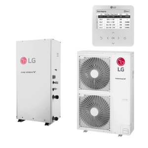 LG THERMA V New Split – High Temperature