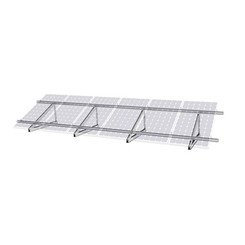 Solar Tripod Flat Roof or Ground Mounting System