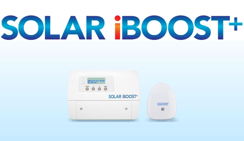 Solar iboost plus