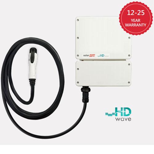 SolarEdge Integrated EV Charging 4000W HD Wave Inverter
