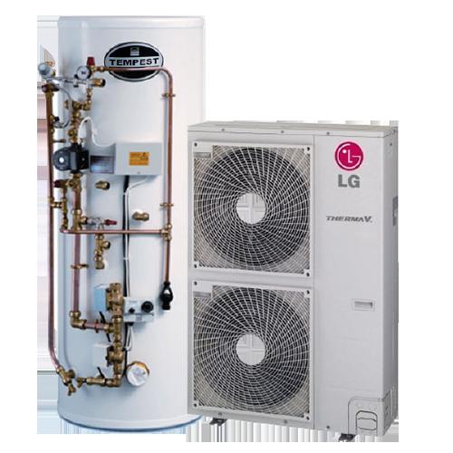 12kW LG Heat Pump