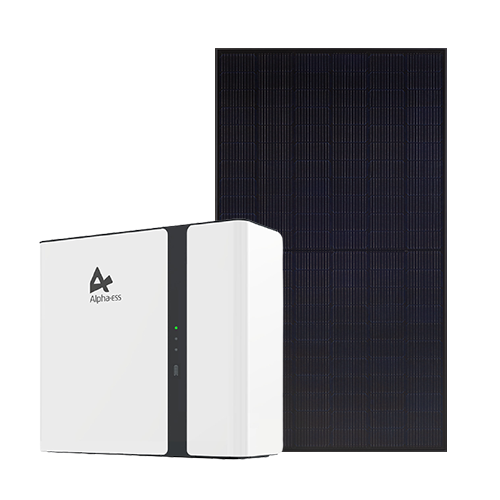 3.95kW Solar System 2.9kW Battery Storage System Package
