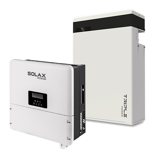 5.8kW Battery Storage System Package
