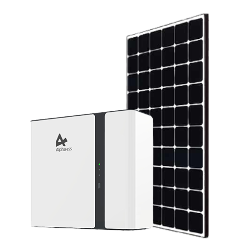 5.92kW Solar System 10kW Battery Storage System Package 8