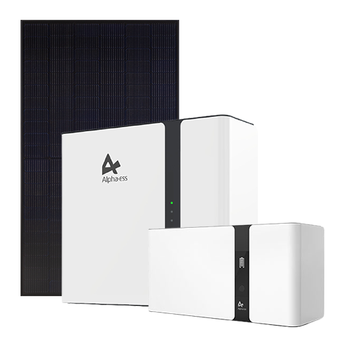 6.32kW Solar System 5.8kW Battery Storage System Package 10