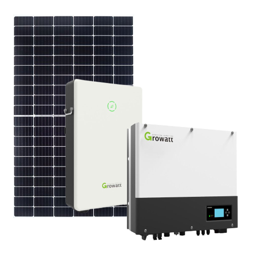 6.93kW Solar System 6.5kW Battery Storage System Package 11
