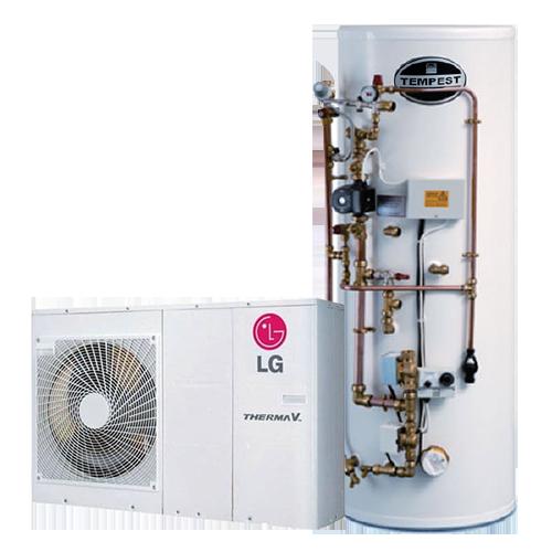 9kW LG Heat Pump