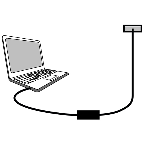 Connection cable 4