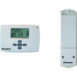 Wireless remote control with remote